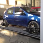 Servicio neumáticos Automoción Baeza
